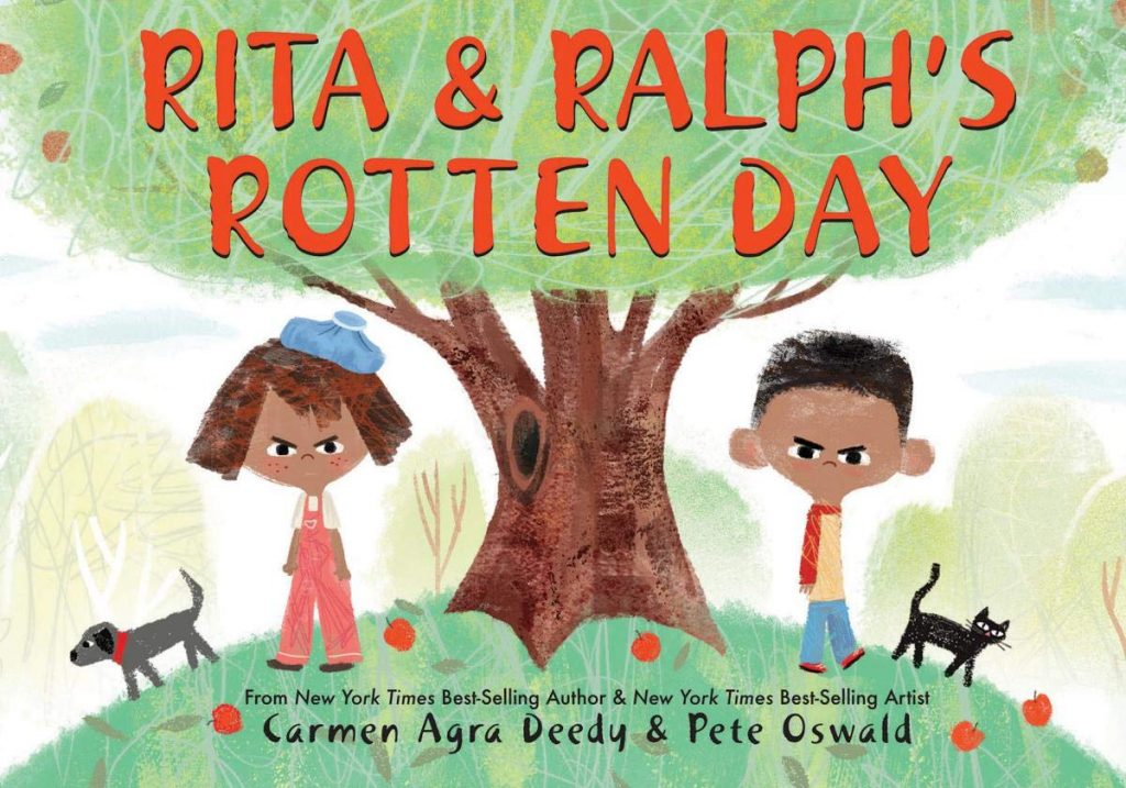 Rita & Ralph's Rotten Day book cover