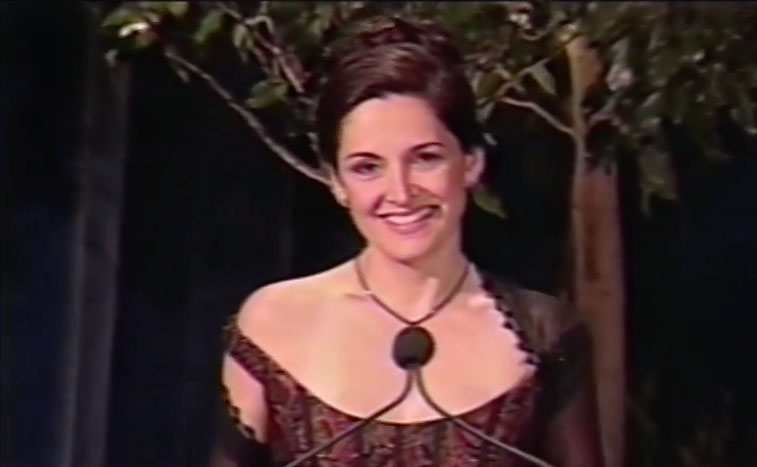 Carmen Deedy National Book Gala 2002